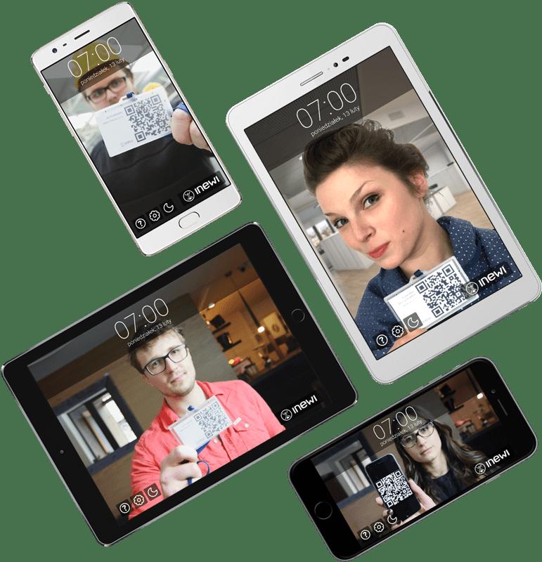 Aplikacja mobilna RCP